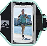 Nathan Running ArmBand Super 5K Universal Fitting. Perfect for Running, Biking, Hiking and more....