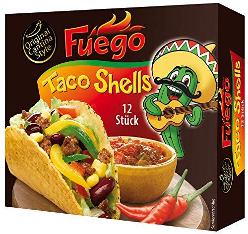 Fuego 12 Taco Shells, 135 g