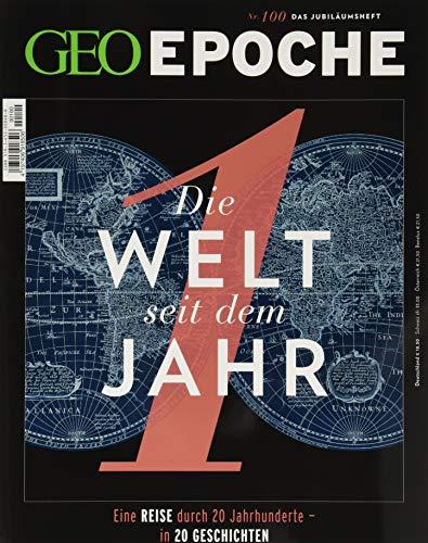 GEO Epoche (mit DVD) / GEO Epoche mit DVD 100/2019 - Die Welt seit dem Jahr 1: DVD: Schätze der Menschheit