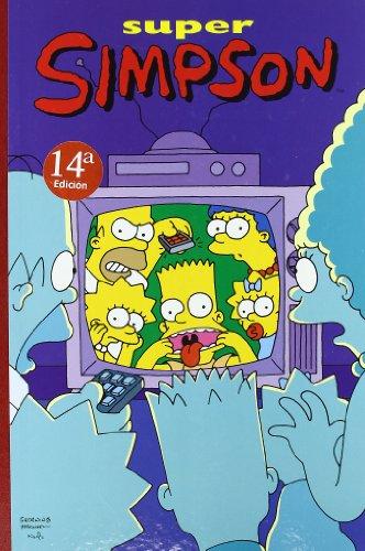 Viaje a la montaña Simpson (Súper Simpson 3) (B CÓMIC)