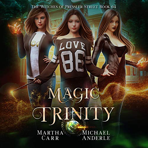 Magic Trinity cover art