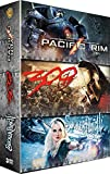 Pacific Rim/300/Sucker Punch (3 Dvd) [Edizione: Francia]