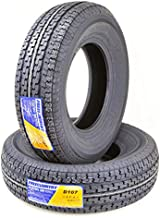2 New Premium Trailer Tires ST 225/75R15 10PR Load Range E - 11132