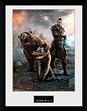 GB Eye Ltd GB Eye Gerahmtes Poster, Elder Scrolls Online