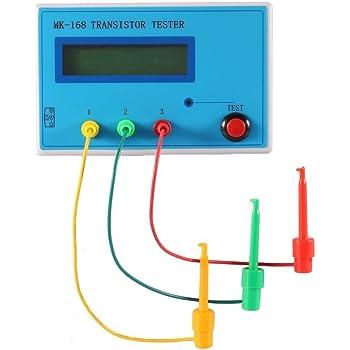 MK328 ESR Transistor Tester ESR Tester Capacit/é Inductance R/ésistance M/ètre LCR NPN PNP LY