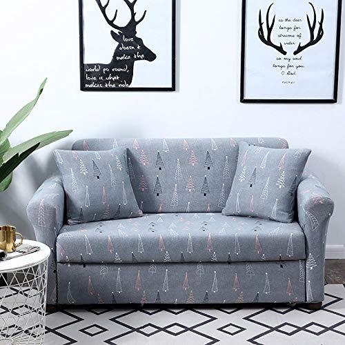 Topashe Funda de Sofá Elástica Punto,Funda de sofá Universal, Funda de sofá con Todo Incluido-A_45 * 45cm * 1,Sillón Elastano Fundas de Sofá