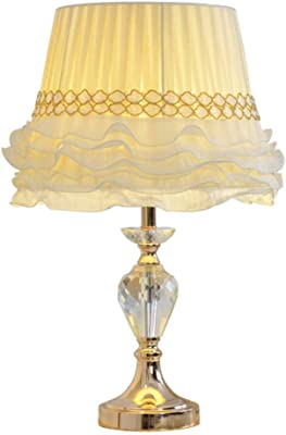 Tiffany lámpara de mesa de noche dormitorio lámpara de mesa de ...