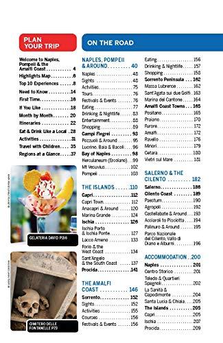 Lonely Planet Naples, Pompeii & the Amalfi Coast 6 (Regional Guide) - 51corpae2BL. SL500