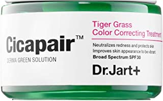 Dr. Jart+ Cicapair Tiger Grass Color Correcting Treatment Derma Green Solution ~ Trial Size 0.33 fl oz