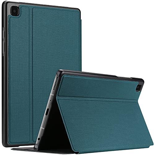 """ProCase Funda para Galaxy Tab A7 Lite 8,7"""" 2021 SM-T220 T225 T227, Carcasa Protectora Delgada Tipo Libro para 8.7 Pulgadas Galaxy Tab A7 Lite 2021 –Verde Azulado"""