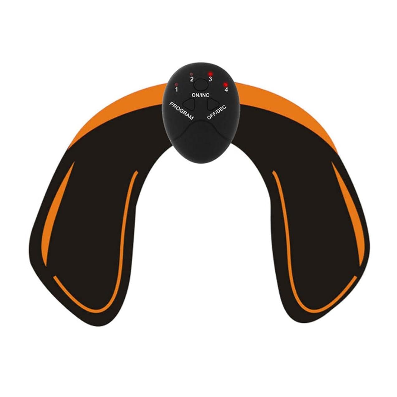 品揃え合意職業LIOOBO スマートヒップトレーナーemsインテリジェントスティミュレーターボトックスリフターヒップマッサージャーウェアラブルock部トナートレーナー