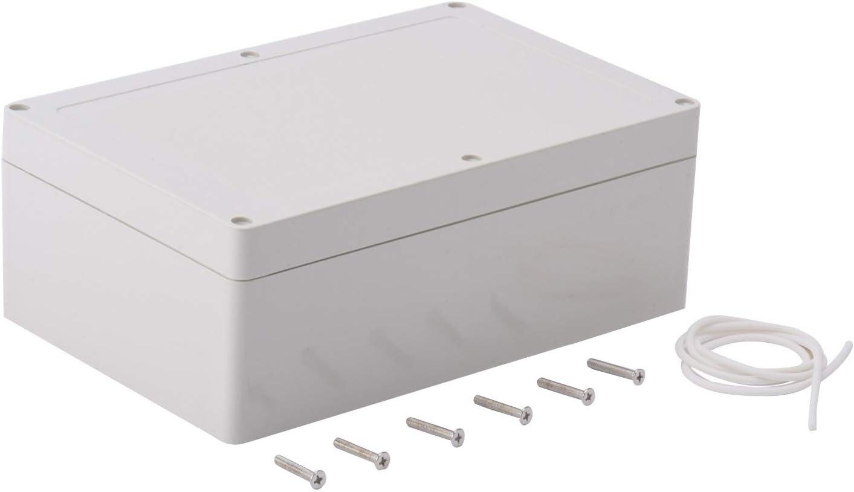 YaeCCC Plastic Junction Box Universal 5 ☆ popular Project Enclosure Max 90% OFF Electric