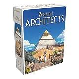 Asmodee 7 Wonders Architects, Kennerspiel, Strategiespiel, Deutsch