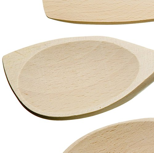 KitchenCraft Wooden Cooking Utensils (Set of 3)