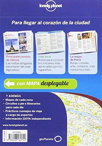 Lonely Planet Paris De Cerca (Travel Guide) (Spanish Version) - 51coum2RTNL