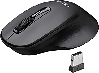 Sponsored Ad – Wireless Mouse Mini Portable & Ergonomic Design Quiet Computer Mouse with Independent Power Switch for 18 M...
