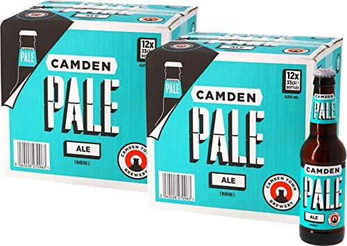 24-er Paket   Bierpaket   Internationales Bier   Craft Beer   Großpaket zum Sparpreis (Camden Pale Ale)
