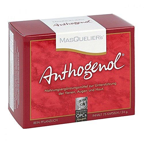 MASQUELIER's Original OPCs Anthogenol Kapseln, 75 St. Kapseln