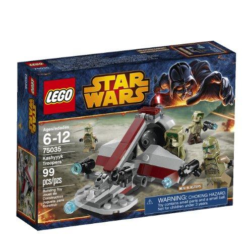 Lego 75035 Star Wars Kashyyk Troopers
