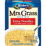 Mrs. Grass Extra Noodles Soup Mix (5.2 oz Pack of 12)