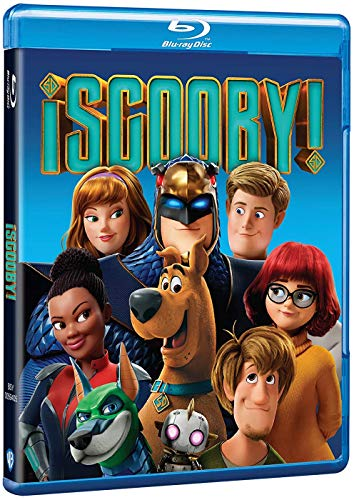 ¡Scooby! [Blu-ray]