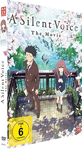 A Silent Voice - [DVD] Deluxe Edition