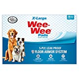 Wee-Wee Puppy Training Pee Pads 75-Count 28' x 34'...