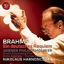 Brahms: Ein Deutsches Requiem (A German Requiem), Op.45 by Thomas Hampson (2011-02-01)