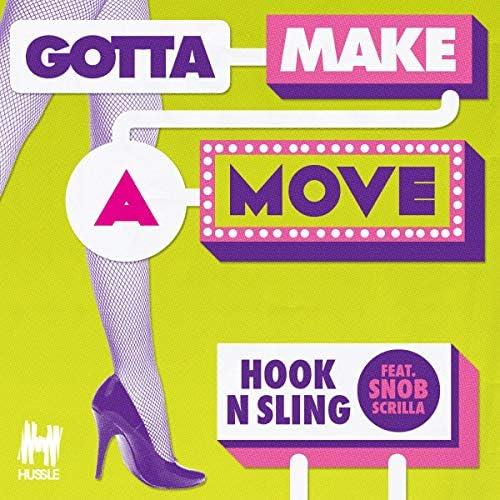 Hook N Sling feat. Snob Scrilla