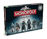 Assassins Creed Juego de Mesa Monopoly *Edición Francesa*