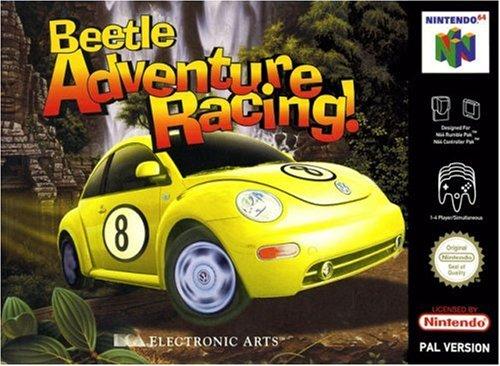 N64 - Beetle Adventure Racing