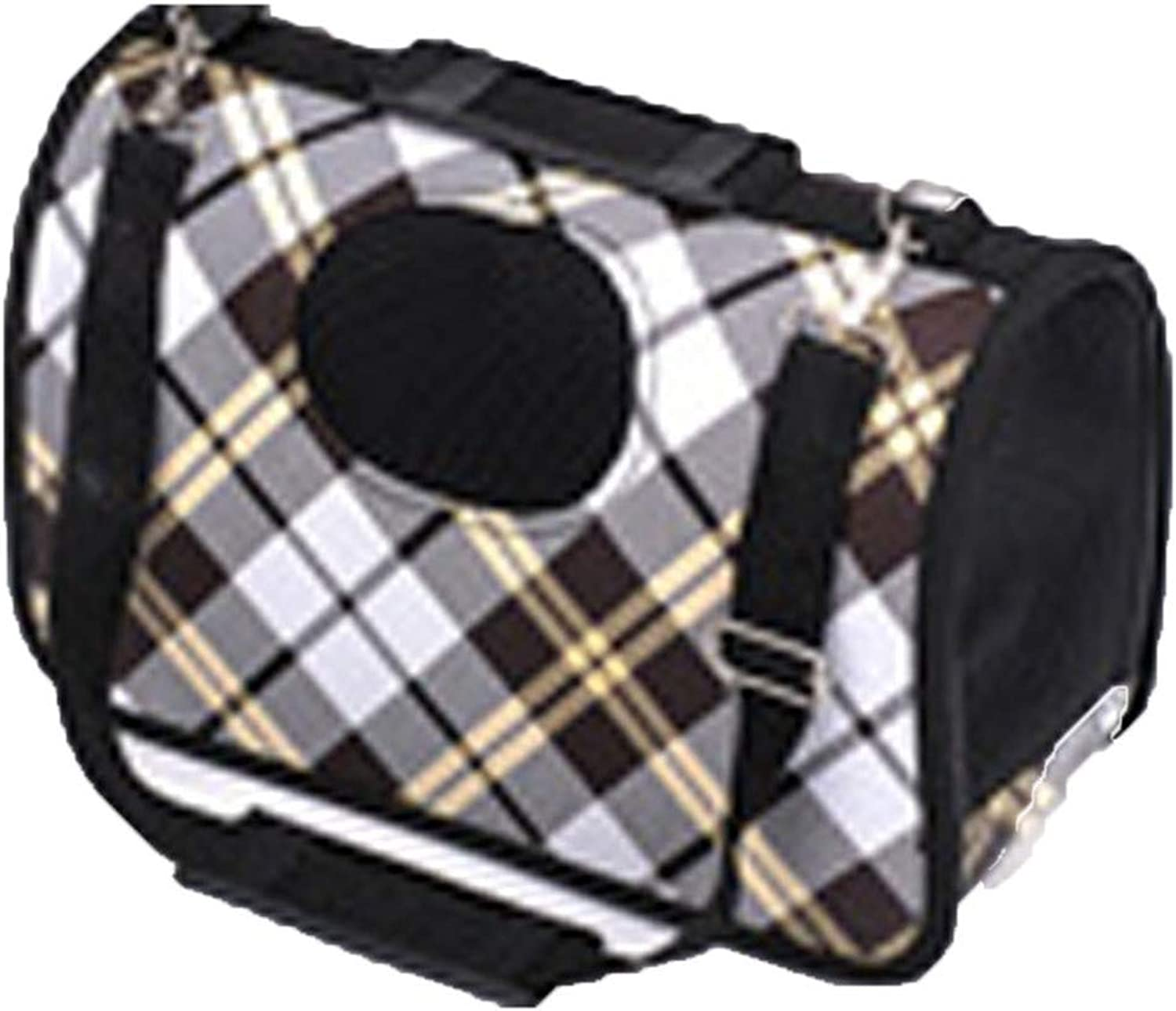 Comfortable Dog Backpack Pet Front Bag with Breathable Head Out Design and Padded Shoulder for Hiking Outdoor Travel