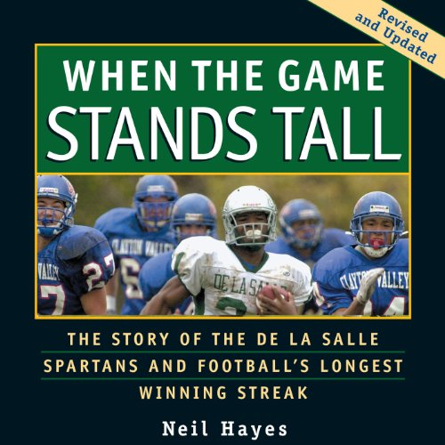 When the Game Stands Tall audiobook cover art