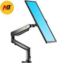 NB North Bayou Monitor Desk Mount Stand Full Motion Swivel Monitor Arm Tension Spring for 22''-32'' Computer Monitor from 4.4-17.6 lbs (Black)