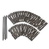 Aspect Peel & Stick Collage Tile (15 sq ft Kit) (Oyster)