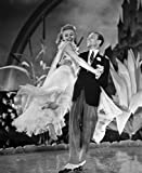 Celebrity Photos Fred Astaire and Ginger Rogers Dancing in