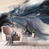 壁画壁紙現代抽象ラインテクスチャ風景アート壁画リビングルーム研究家の装飾壁の論文 3 D