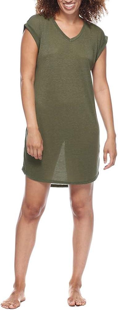 Body Glove Women's Ella T-Shirt Dress Cover Up