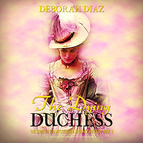 The Dying Duchess audiobook cover art
