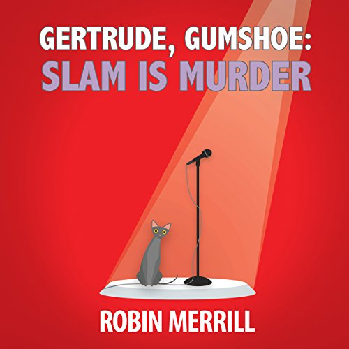 Gertrude, Gumshoe: Slam is Murder cover art