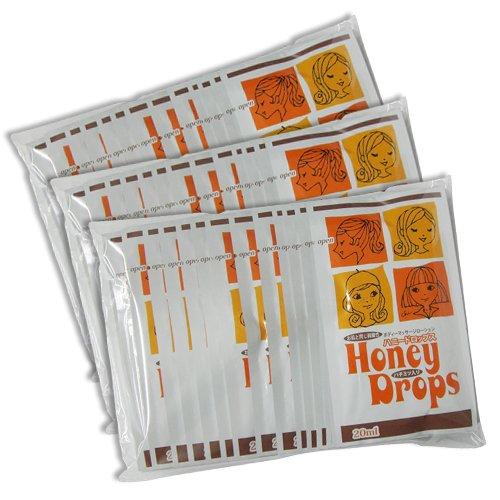 ハニードロップス(Honey Drops) 20ml 使い切りローション D柄 × 60個