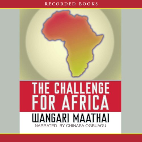 The Challenge for Africa  audiobook cover art