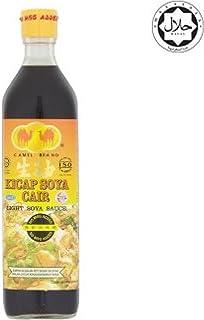 Camel Brand Light Soya Sauce 420g/900g (628MART) (900g, 12 Count)