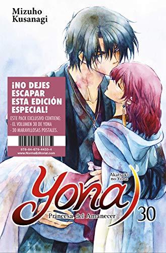 Yona Princesa Del Amanecer 30. Edición Especial