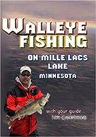 Walley Fishing on Mile Lacs Minnesota With Chapman [DVD]