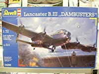 REVELL 04295 1/72 AVRO LANCASTER B.Ⅲ DAMBUSTERS