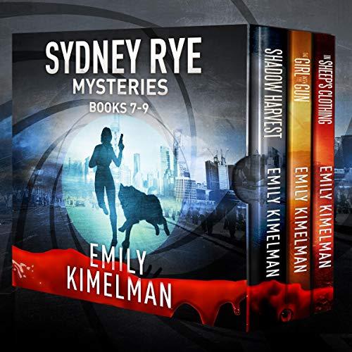 The Sydney Rye Mysteries Box Set: Books 7-9 Audiobook By Emily Kimelman cover art