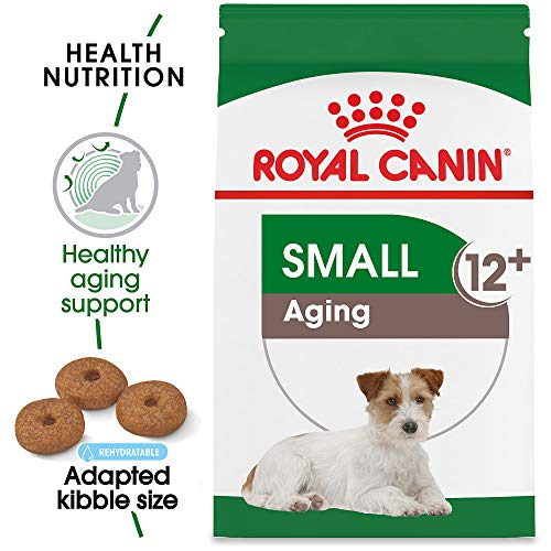 Royal Canin Small Aging 12+ Dry Dog Food for...