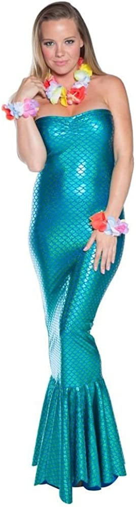 Delicate Illusions Ocean Nymph Costume Mermaid Halloween Ranking Recommended integrated 1st place Womens
