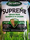 scotts Supreme Grass Seed Sun Shade & Mix high Quality with Improved Formula